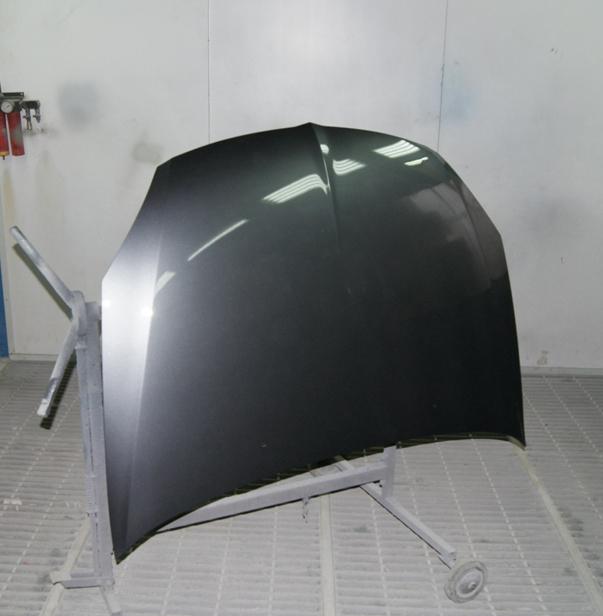 Замена, ремонт и окраска капота на Мицубиси Лансер 9